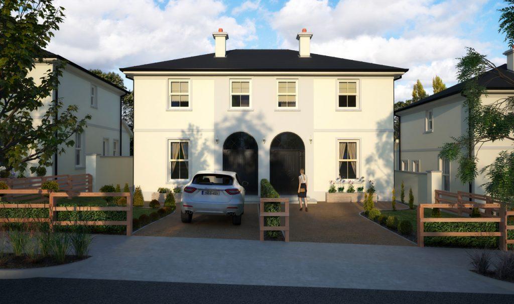Ballintine Park, new houses in Allen, Naas Kildare