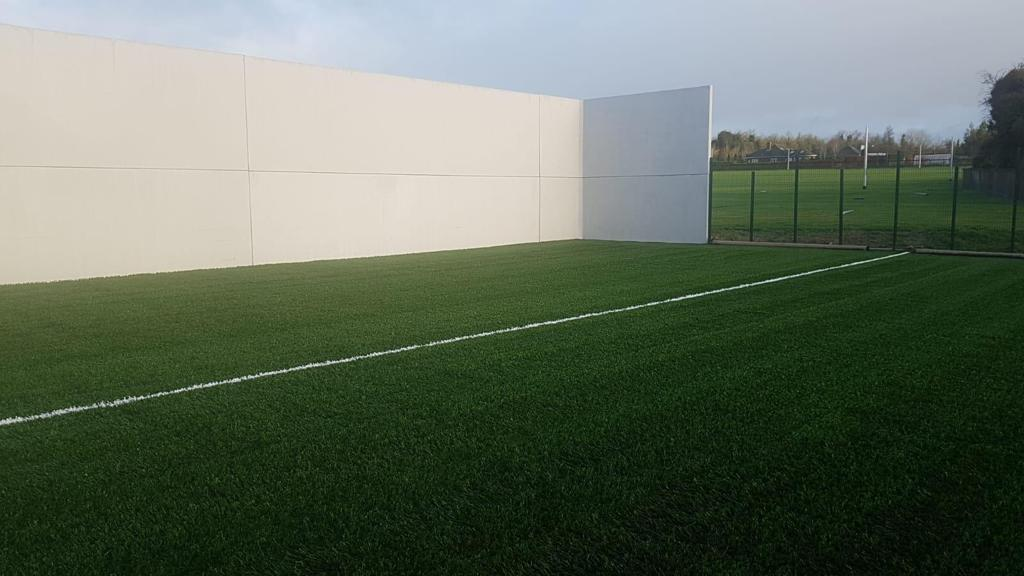 Cappagh GAA ball wall