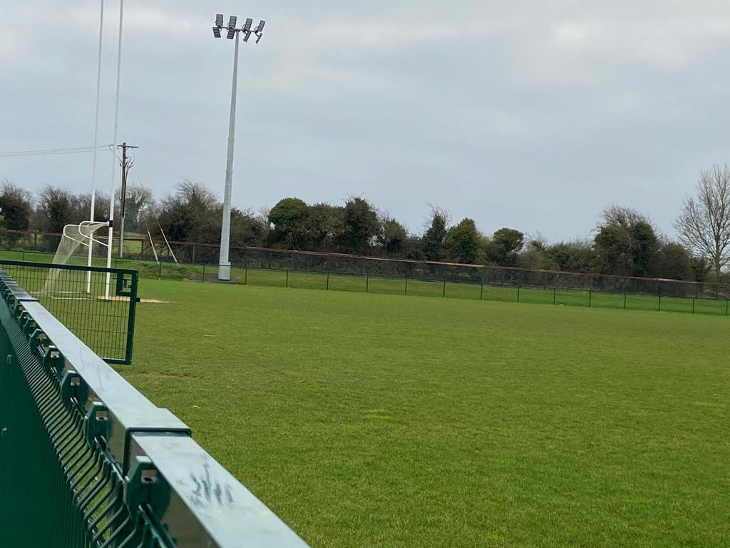 Cappagh GAA Fences funded
