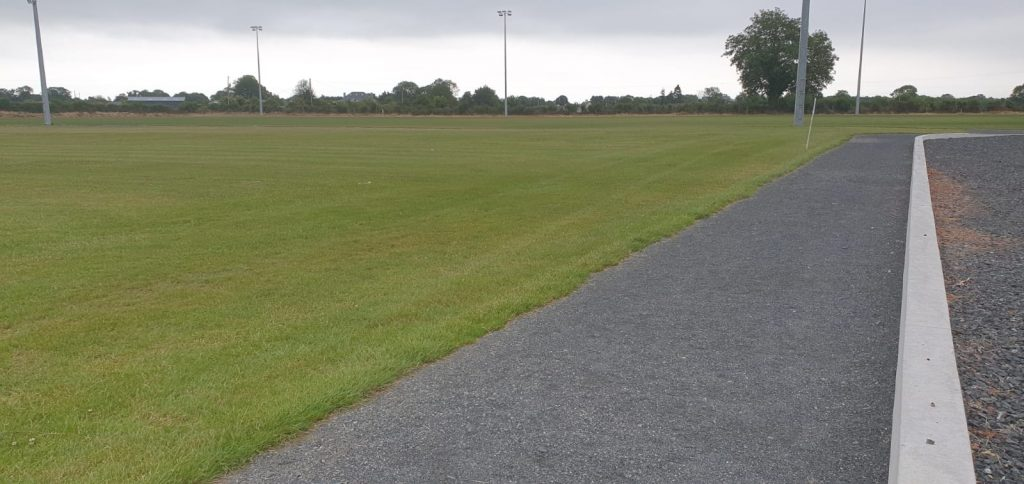 Carbury GAA Walking Track Funded