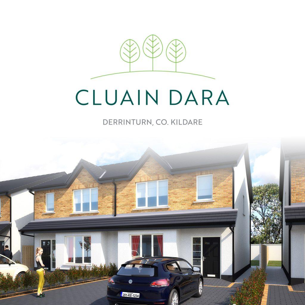 Cluain Dara development in Derrinturn Kildare