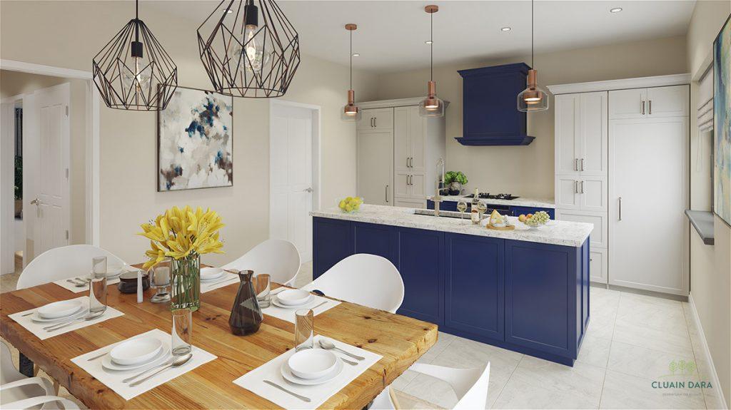 The kitchen dining - Cluain Dara, Derrinturn